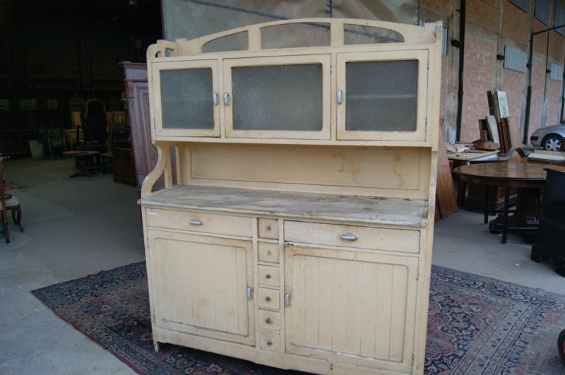 Modernariato 2 originali mobili dispensa da cucina anni 50 for Mobili anni 60