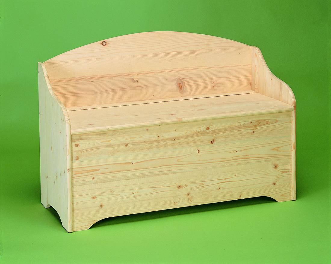 Cassapanca in legno offerte e risparmia su ondausu for Baule tirolese