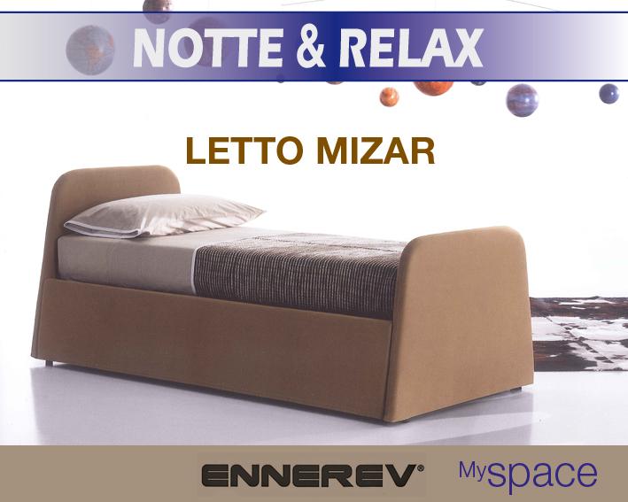 LETTO BASE SOMMIER SINGOLO 80 X 190 - MIZAR – ENNEREV  eBay