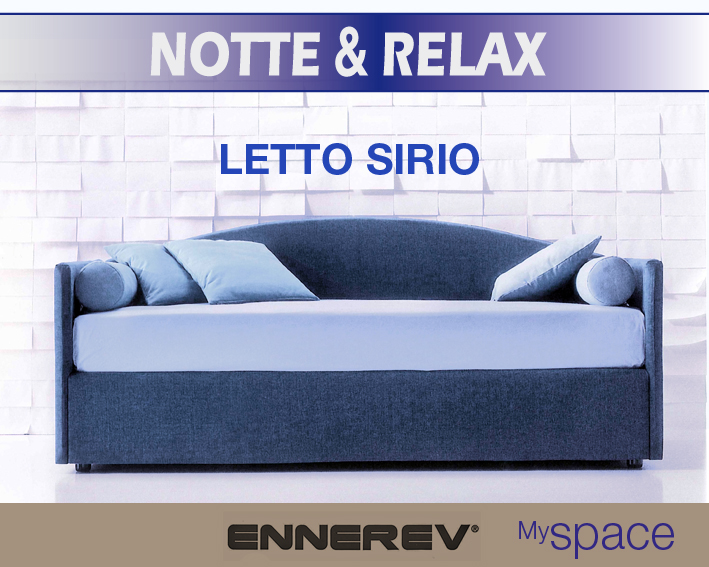 LETTO BASE SOMMIER SINGOLO 80 X 190 - SIRIO – ENNEREV  eBay